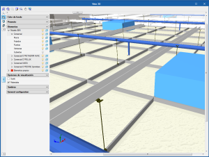 Open BIM Suspended ceilings. Panel library